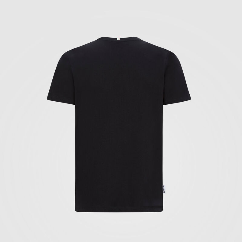 SF FW MENS INFOGRAPHIC TEE - black
