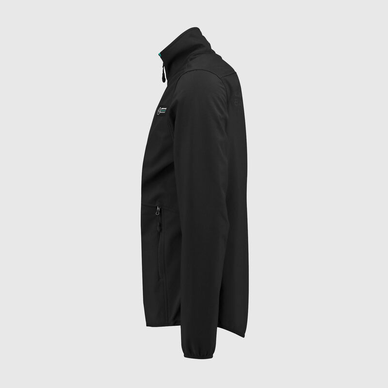 MAPM FW MENS SOFTSHELL - black