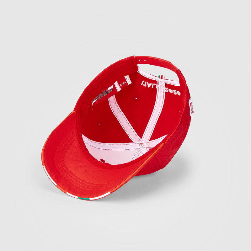 SF FW SE MONZA BB CAP - red