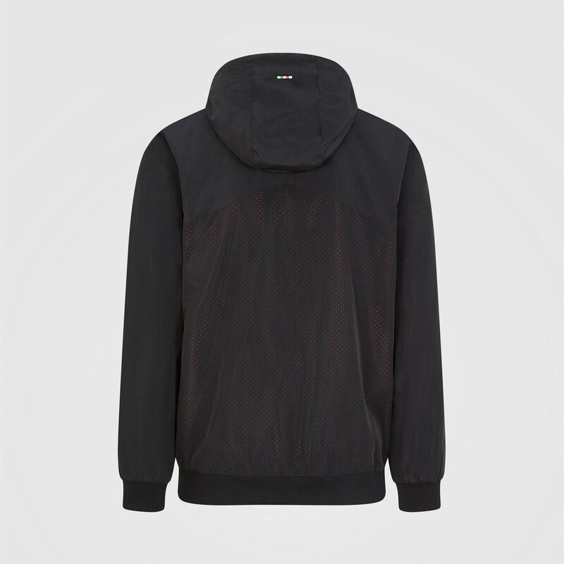 SF FW MENS WINDBREAKER - black
