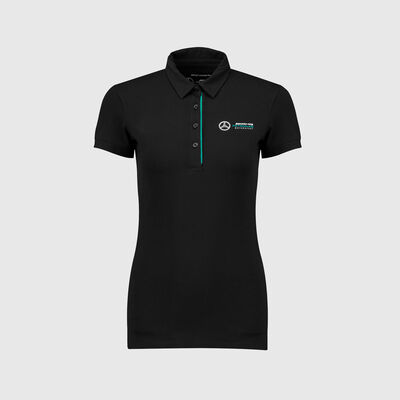 Womens Logo Polo