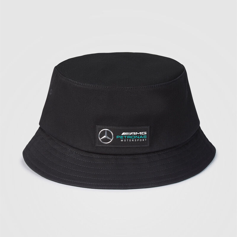 MAPM FW BUCKET HAT - black
