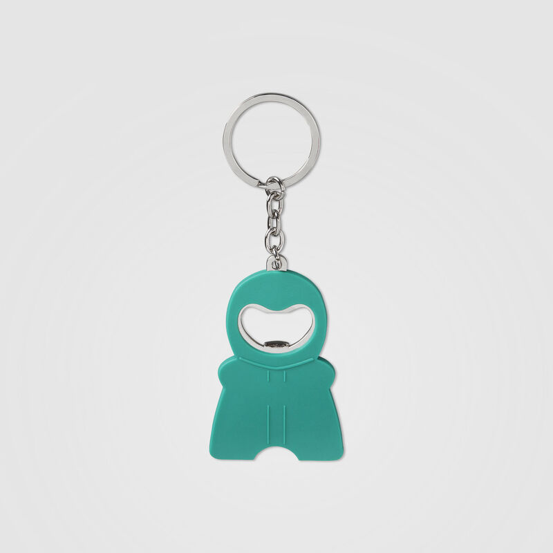 MAPM FW DRIVER KEYRING - green