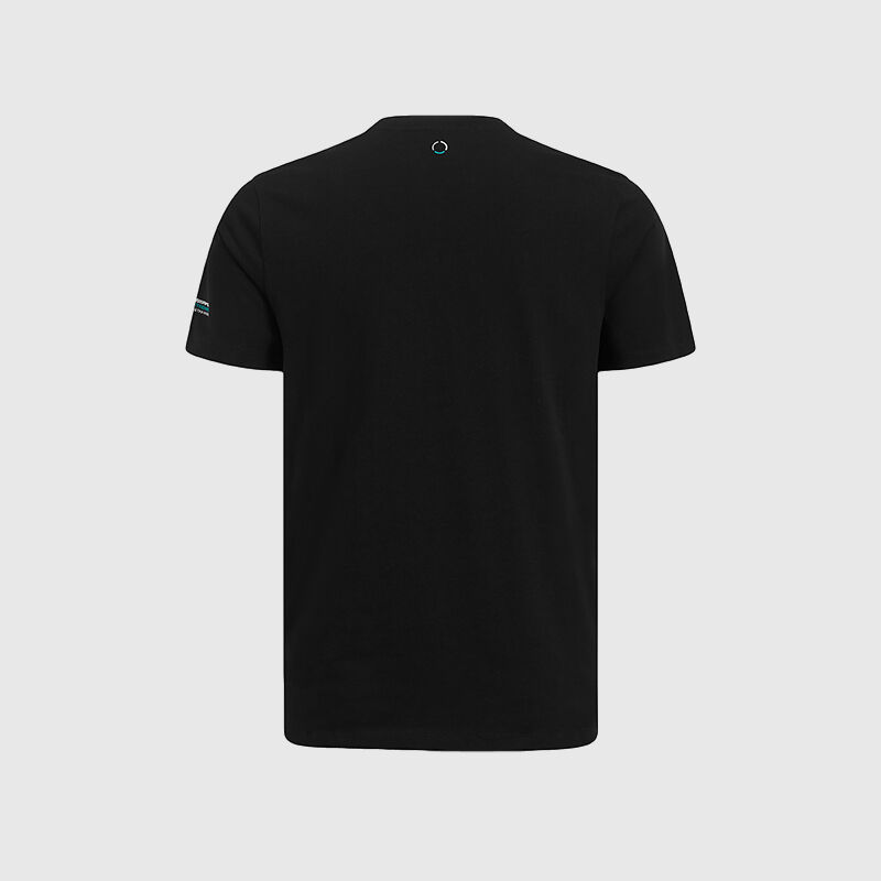 MAPM FW MENS  LEWIS GRAPHIC TEE - black
