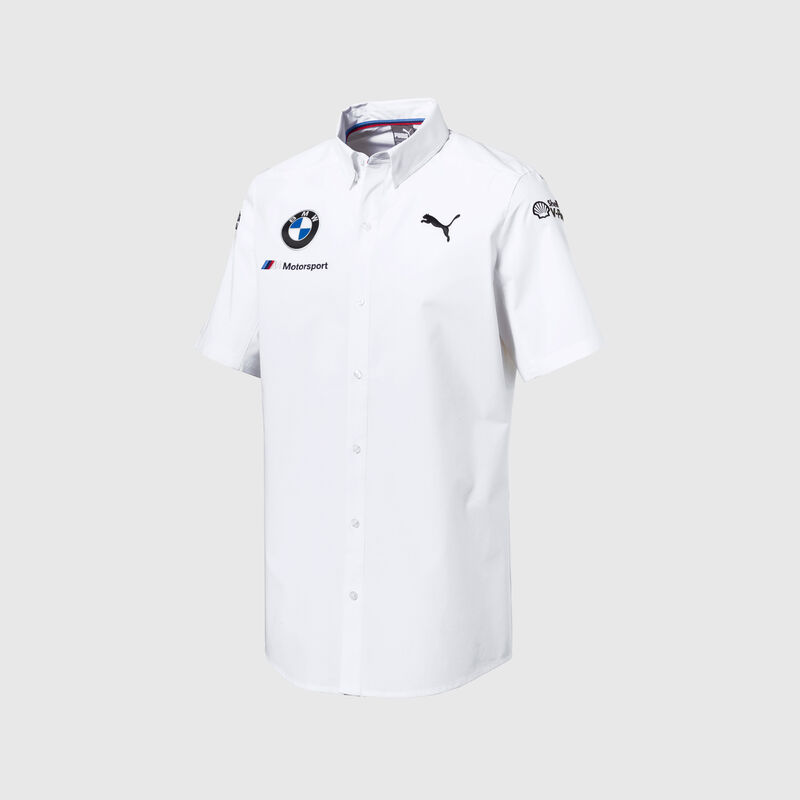 BMW RP MENS TEAM SHIRT - white