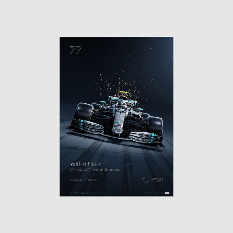MAPM FW BOTTAS COLLECTORïS EDITION POSTER - No Specific