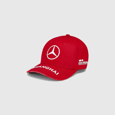 Lewis Hamilton 2019 Team GP von China Special Edition Kappe