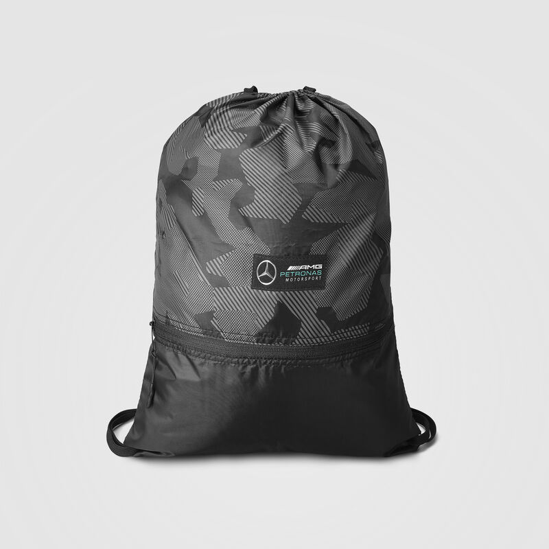 MAPM FW CAMO PULL BAG - black