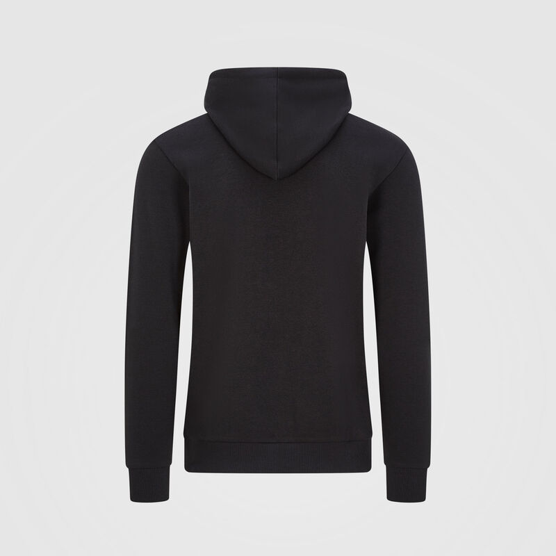 SF FW HOODED SWEAT - black