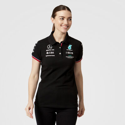 Womens 2021 Team Polo