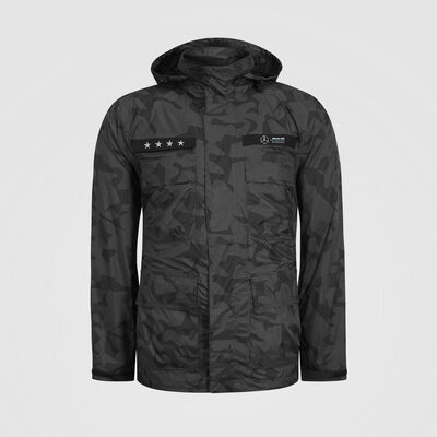 Camo Performance Jacket