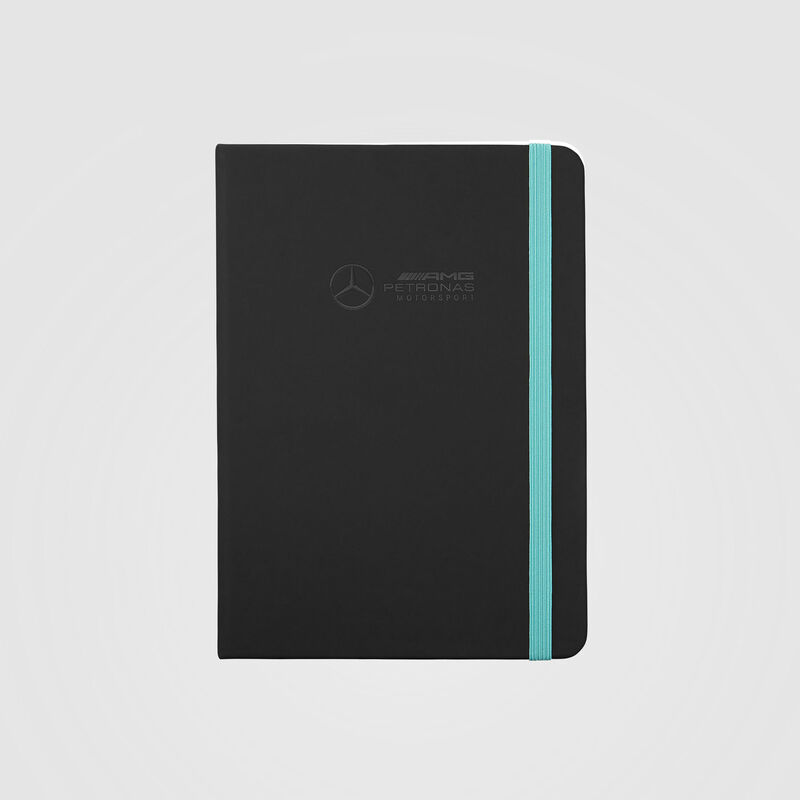 MAPM FW A5 NOTEBOOK - black
