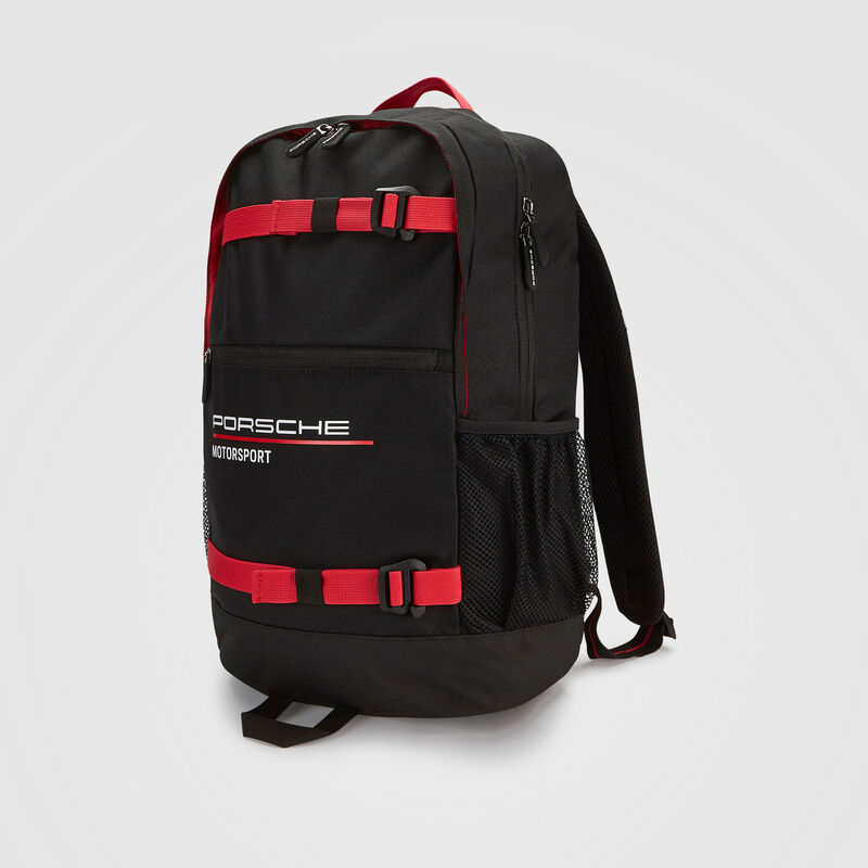 PORSCHE FW BACKPACK - black