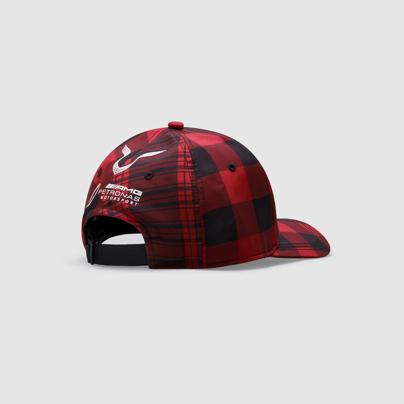 MAPM RP SE LEWIS CAP MONTREAL - red