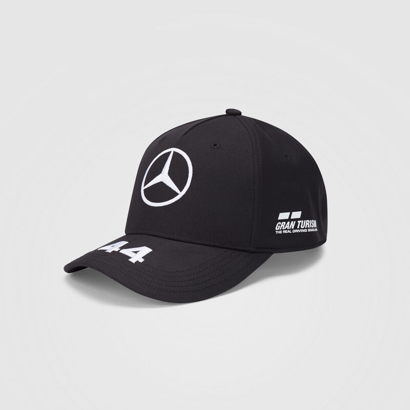 MAPM RP LEWIS DRIVER BASEBALL CAP  - black