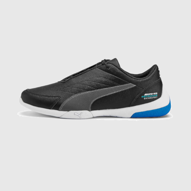 MAPM PU LS KART CAT III TRAINERS - black