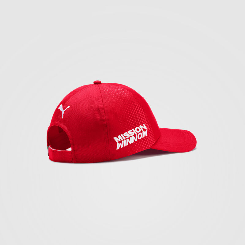 SF RP KIDS TEAM BB CAP - red