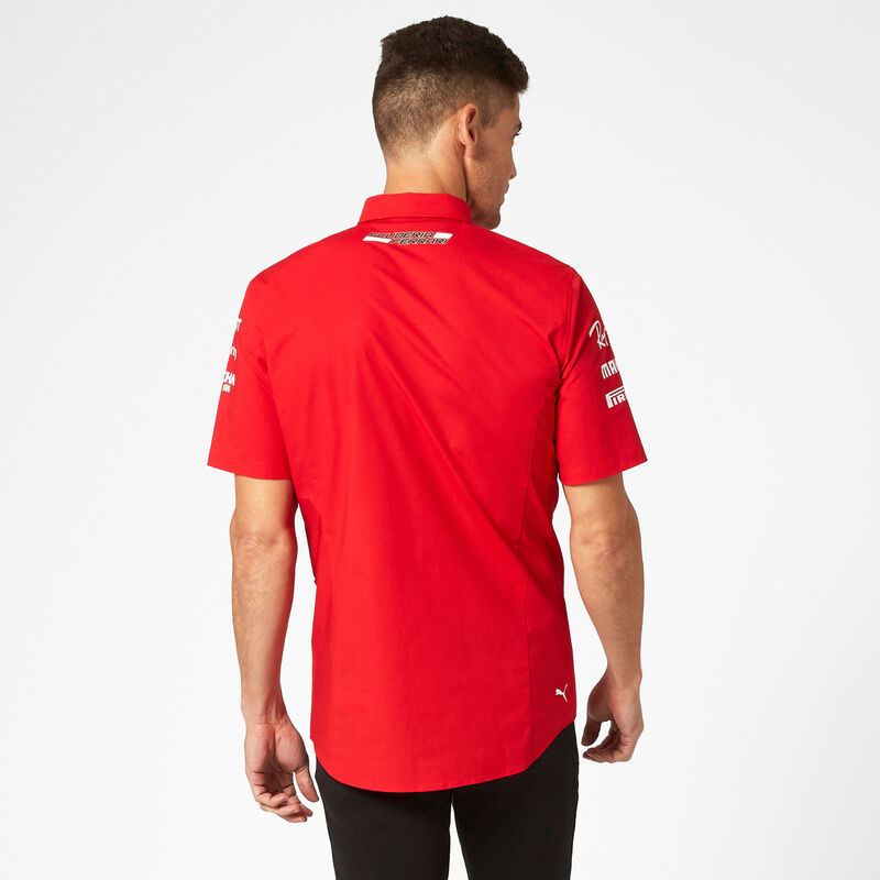 SF RP MENS TEAM SHIRT - red