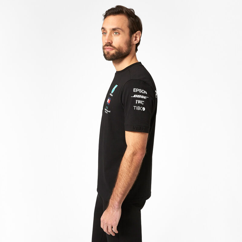 MAPM RP MENS DRIVER TEE - black