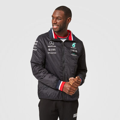 2021 Team Lightweight Padded Jacket