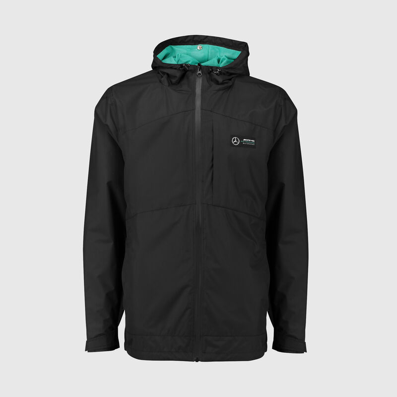 MAPM FW SHOWER JACKET - black