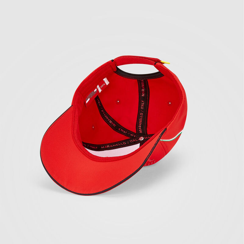SF FW INFOGRAPHIC BB CAP - red